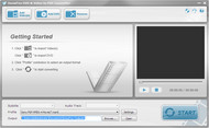 SnowFox DVD and Video to PSP Converter screenshot